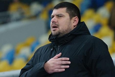 Володимир Мазяр: Я тренував найсильнішу команду і найсильніших футболістів