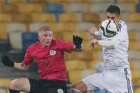 Динамо - Сталь. 14 тур, Лига Пари-Матч. 08.11.2015